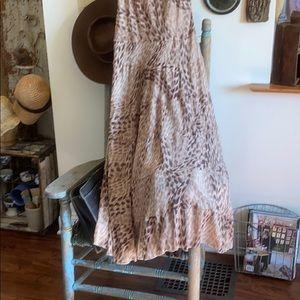 Jones Wear Dresses - Tiered Jones Wear dress